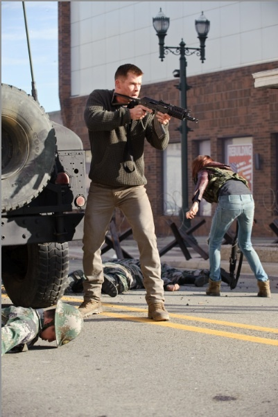 Chris Hemsworth in Red Dawn (2012)