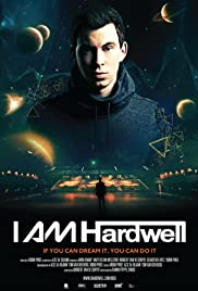 I AM Hardwell Documentary Poster