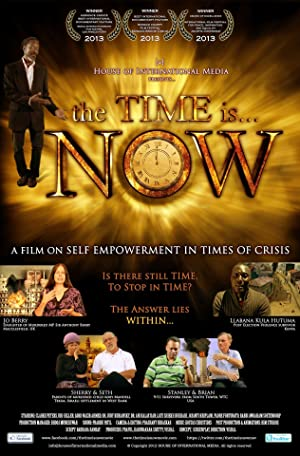 The Time Is... Now