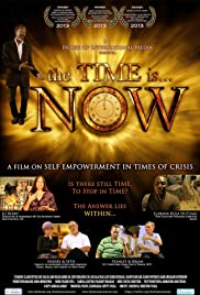The Time Is... Now Poster