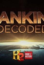 Mankind decoded tv series 2013 imdb mankind decoded poster malvernweather Images