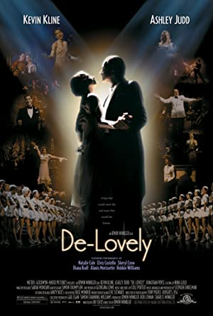 De-Lovely poster