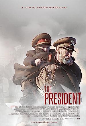 The President film Poster