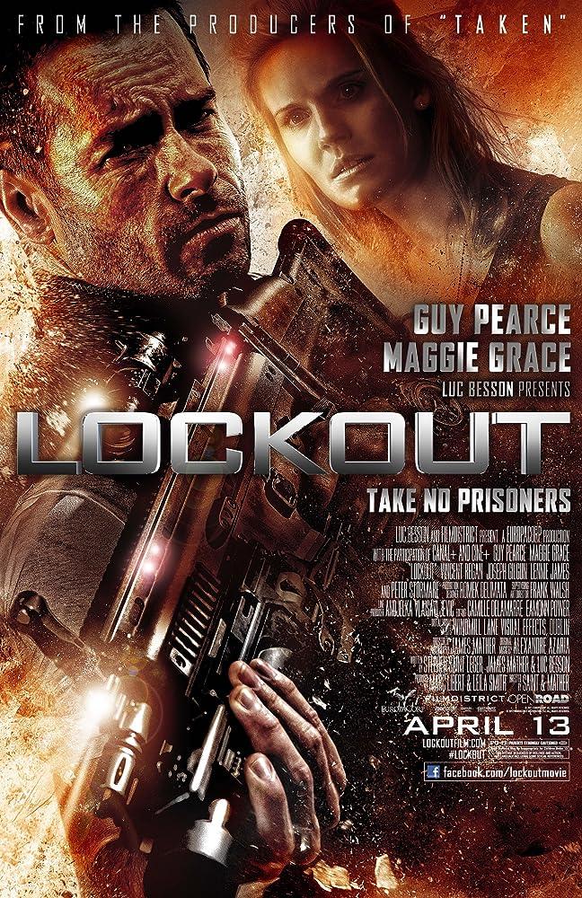 Lockout 2012 1080p HEVC BluRay x265 500MB