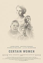 Certain Women(2016) Poster - Movie Forum, Cast, Reviews