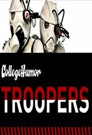 Troopers Poster - TV Show Forum, Cast, Reviews