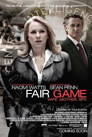 Fair Game คู่กล้าฝ่าวิกฤตสะท้านโลก