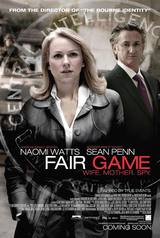 Sąžiningas žaidimas / Fair Game (2010) žiūrėti online