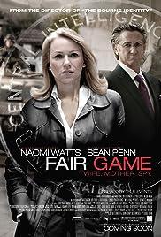 Fair Game(2010) Poster - Movie Forum, Cast, Reviews