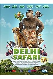 Watch Movie Delhi Safari (2012)