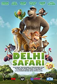 Delhi Safari (English)