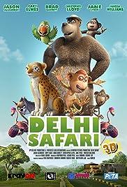 Delhi Safari Poster