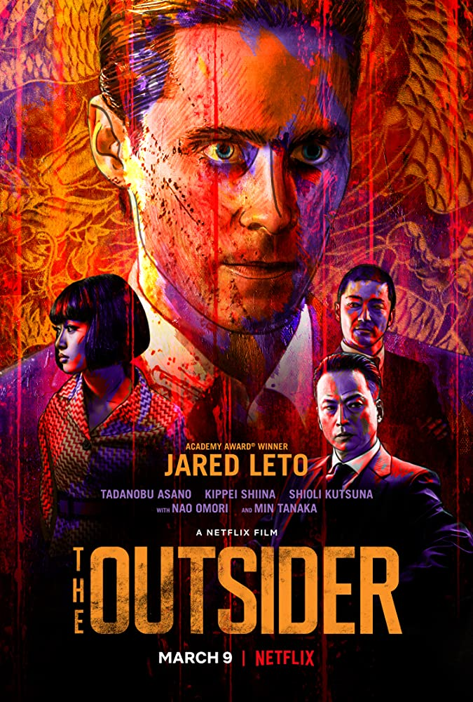 The Outsider 2018 Movie Esub 950MB