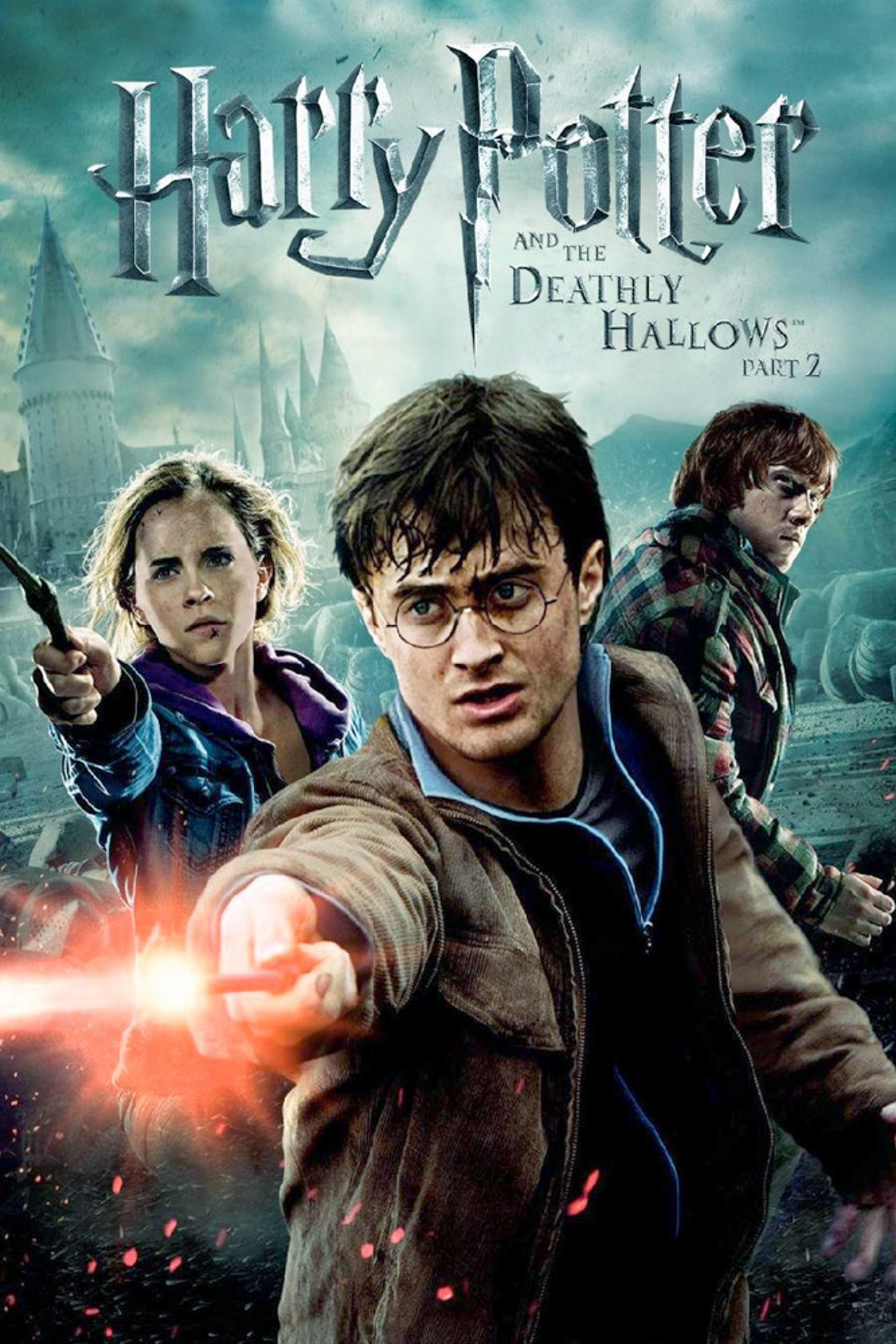 Harry Potter and the Deathly Hallows – Part 2 2011 Hindi Dubbed