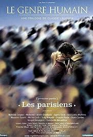 Le genre humain - 1ère partie: Les Parisiens Poster