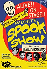 Alive!! On Stage!! The Return of the Midnite Spook Show Poster