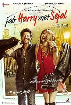 Shah Rukh Khan and Anushka Sharma in Jab Harry met Sejal (2017)