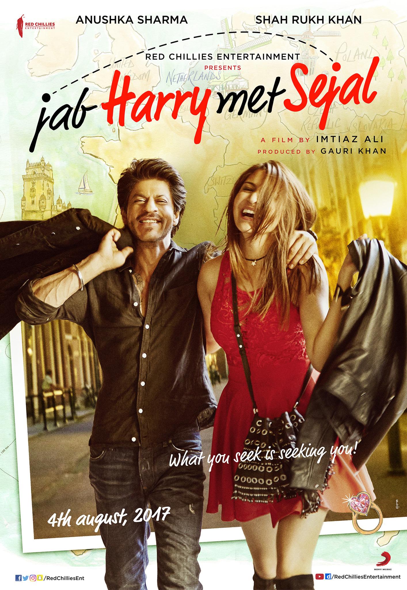 Image Jab Harry met Sejal Watch Full Movie Free Online