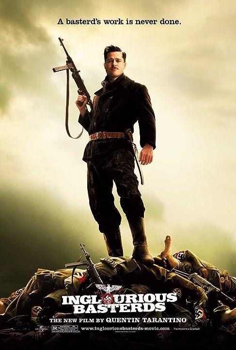 Brad Pitt in Inglourious Basterds (2009)