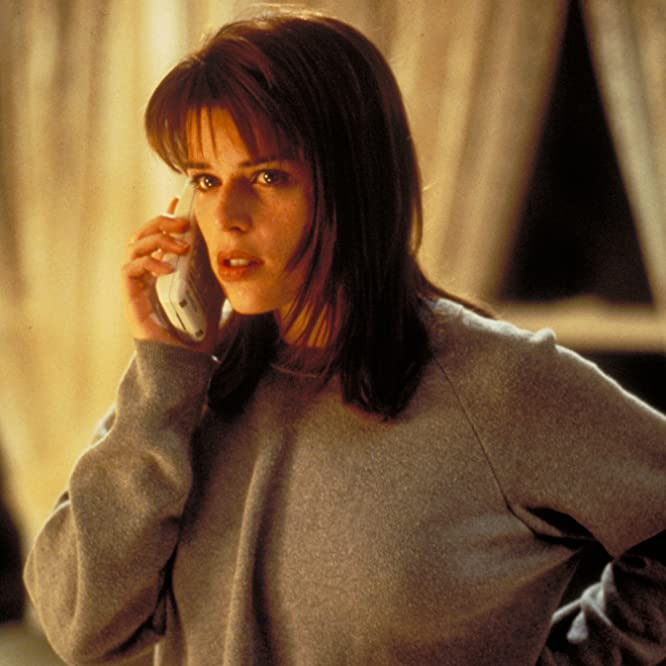 Neve Campbell in Scream (1996)