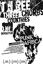 Punk in Africa Poster