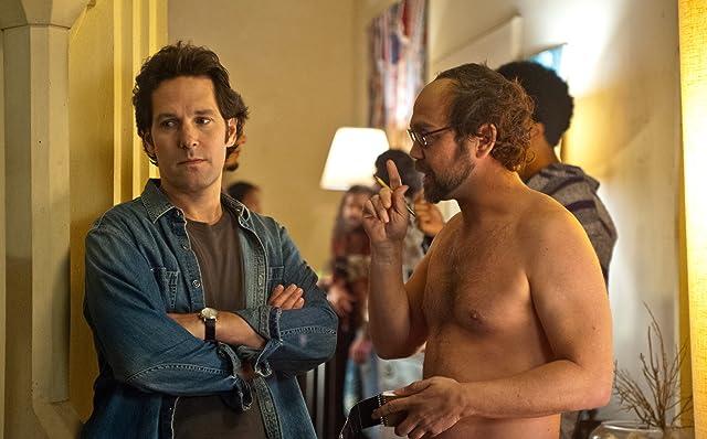 Joe Lo Truglio and Paul Rudd in Wanderlust (2012)