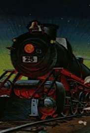 List, The/Haunted Train Poster