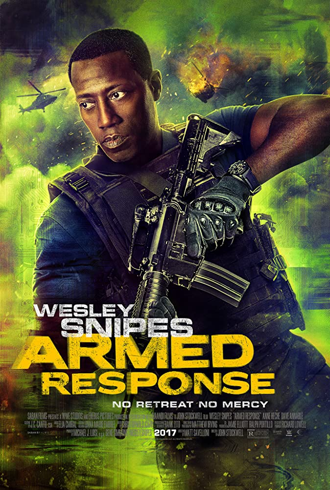 Armed Response 2017 720p HEVC BluRay x265 550MB