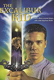 The Excalibur Kid Poster