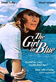 The Girl in Blue Poster