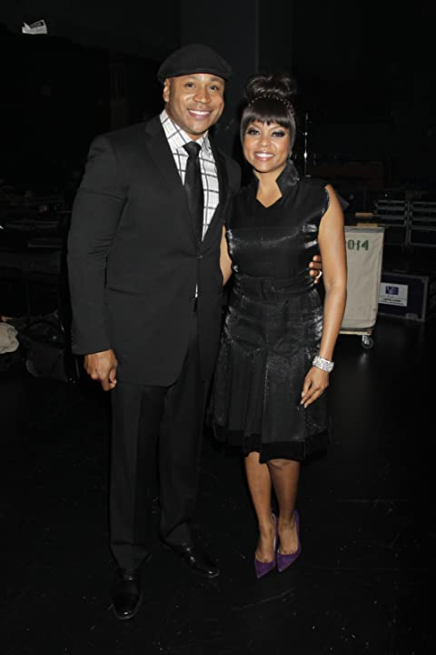 LL Cool J and Taraji P. Henson in We Will Always Love You: A Grammy Salute to Whitney Houston (2012)
