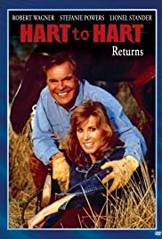 Hart to Hart Returns (1993) Poster - Movie Forum, Cast, Reviews
