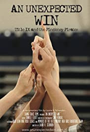 An Unexpected Win: Title IX and the Pinckney Pirates Poster