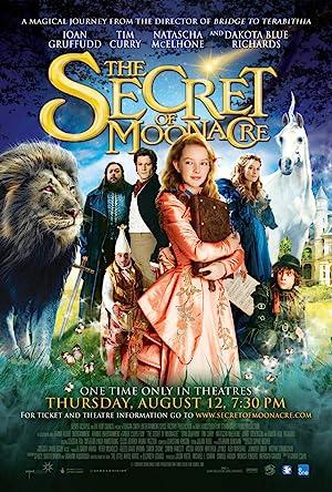 The Secret of Moonacre poster