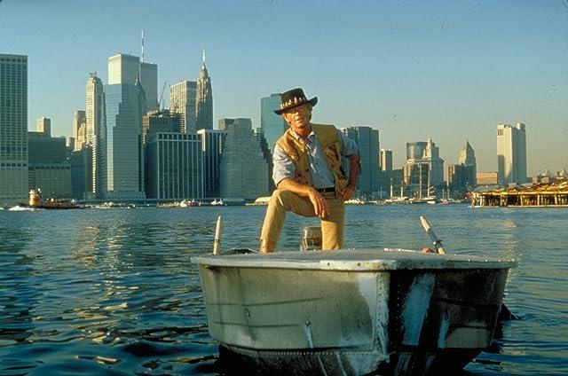 Paul Hogan in Crocodile Dundee II (1988)