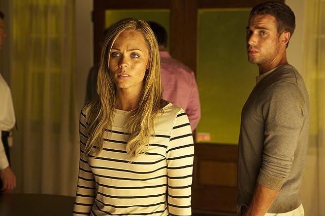 Laura Vandervoort and Dustin Milligan in The Entitled (2011)