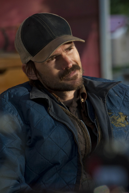 Jeremy Davies in Justified (2010)