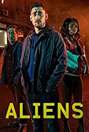 The Aliens Poster