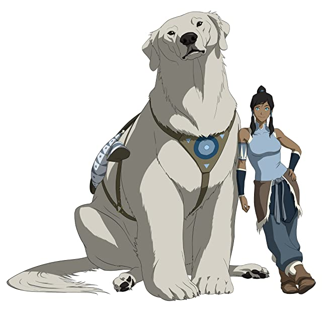 The Legend of Korra (2012)