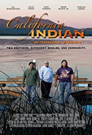 California Indian Poster