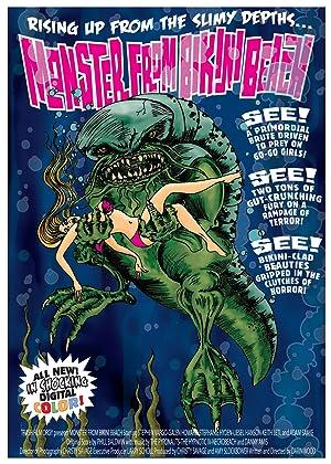 Monster from Bikini Beach (2008)