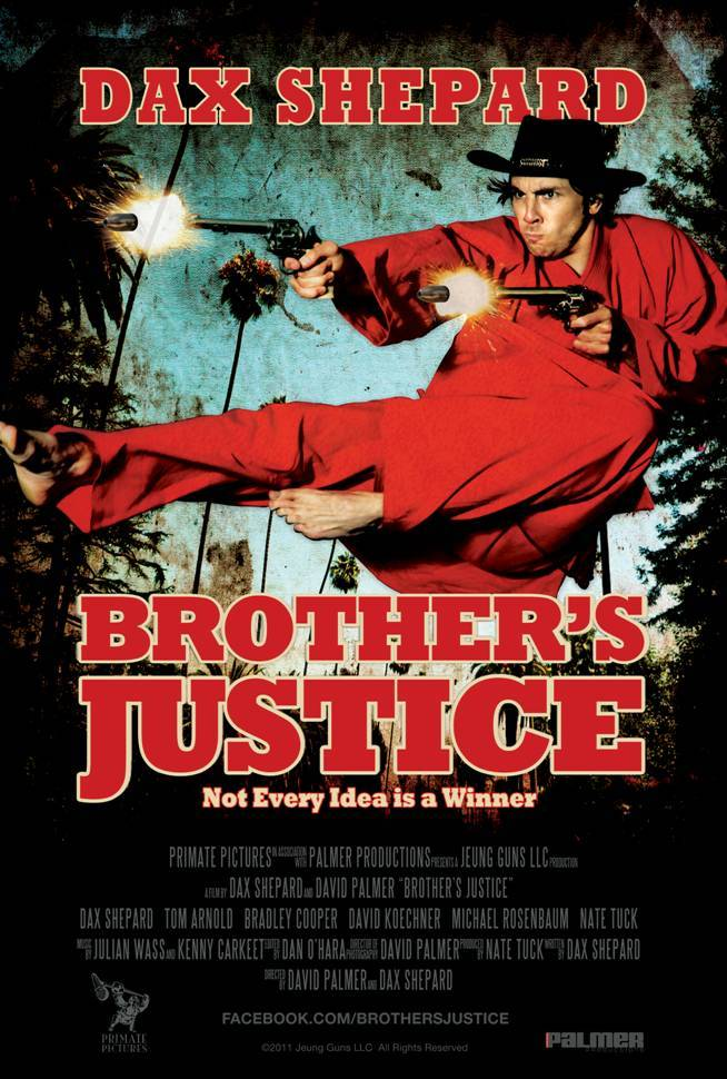 Brother's Justice Watch Full Movie Free Online