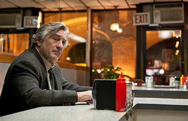 Robert De Niro in Being Flynn (2012)
