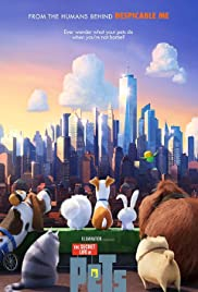 The Secret Life of Pets 2016 720p BluRay Hindi DD 5.1 x264-SnowDoN – 2.22 GB