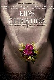 Domnisoara Christina(2013) Poster - Movie Forum, Cast, Reviews