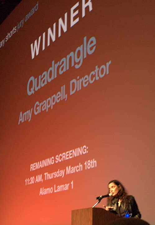 Amy Grappell at Quadrangle (2010)