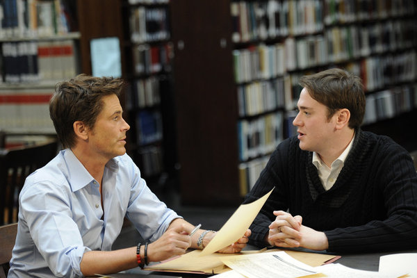 Rob Lowe in Who Do You Think You Are? (2010)