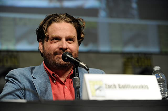 Zach Galifianakis at The Campaign (2012)