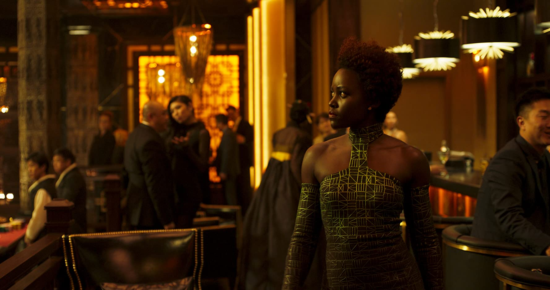 Lupita Nyong'o in Black Panther (2018)