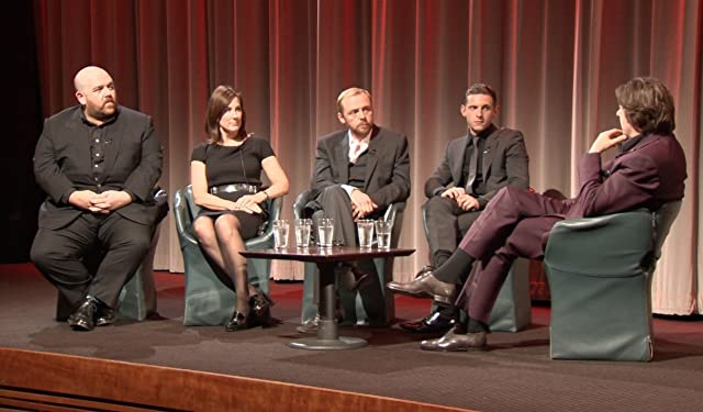DMS film a Special Q&A hosted by Jonathan Ross, with the cast and crew of